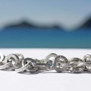 Silberarmband Pandora