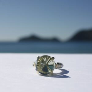 "Ring ""Spirit of the Sun"" mit Ornamenten"
